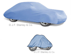 Auto-Pyjama® Extra Cover in sky-blue