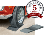 TireShoes®: For the prevention of flat spots